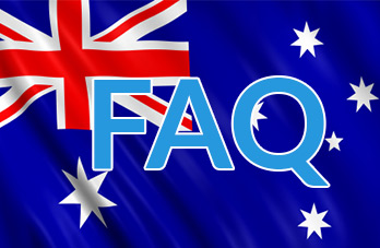 FAQ Australia transport