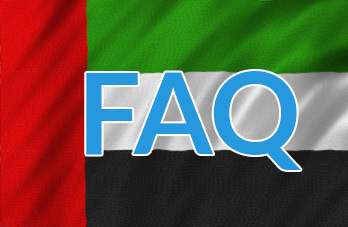FAQ Dubai shipping