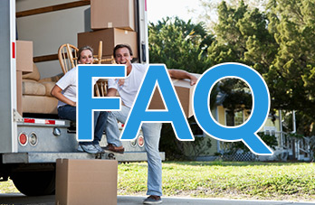 FAQ moving & relocation