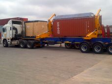 Moving Relocation Container